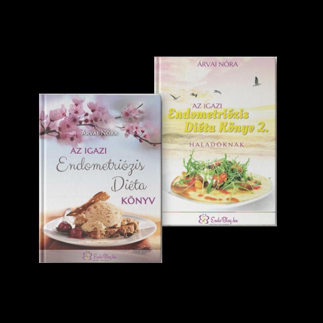 Bemutatom Az Igazi Endometriózis Diéta Receptkönyv-et